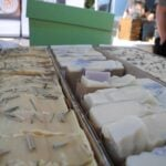 Hand made Soap at the Frisco Farmers Market