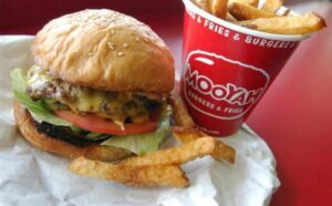 MOOYAH Burger Frisco