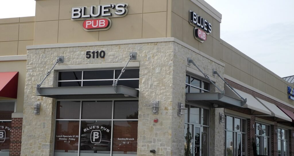 Blues Pub Frisco