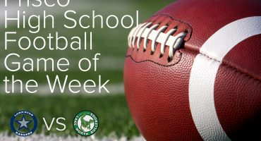 frisco high school football game of the week 3