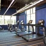 aloft frisco gym