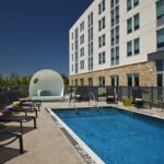 aloft frisco pool