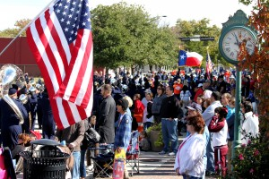 Frisco Community Parade