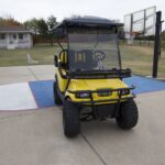 Epic Carts Yellow Custom Cart