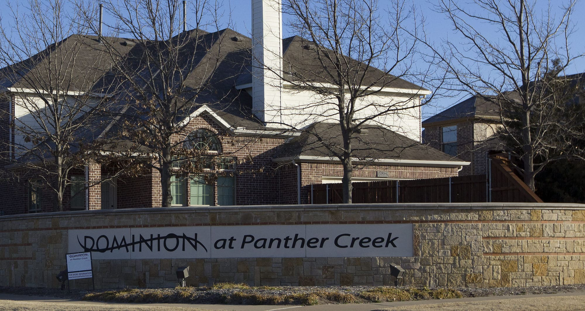 dominion at panther creek