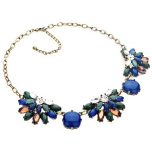 TrendyTrinkets blue necklace