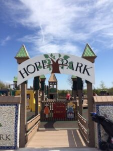 hope park frisco entrance