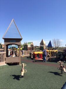 hope park frisco playground