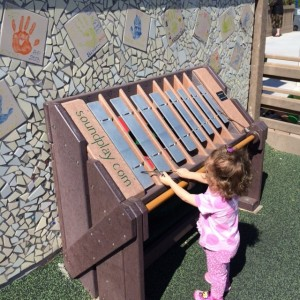 hope park frisco xylophone