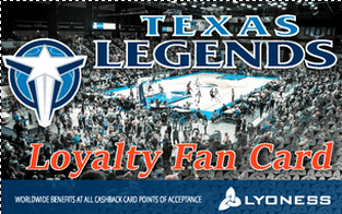 Business Community Alliance Loyalty Fan Card