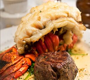 randys steakhouse fisco tx surf and turf