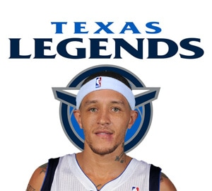 Delonte West returns to the Texas Legends