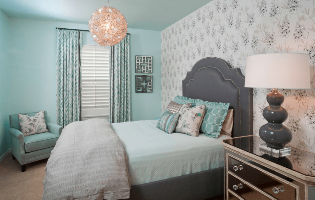 Nicole Arnold Interiors bedroom
