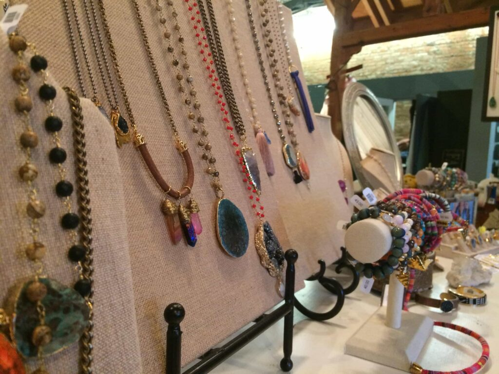 Blue Door jewelry, Frisco