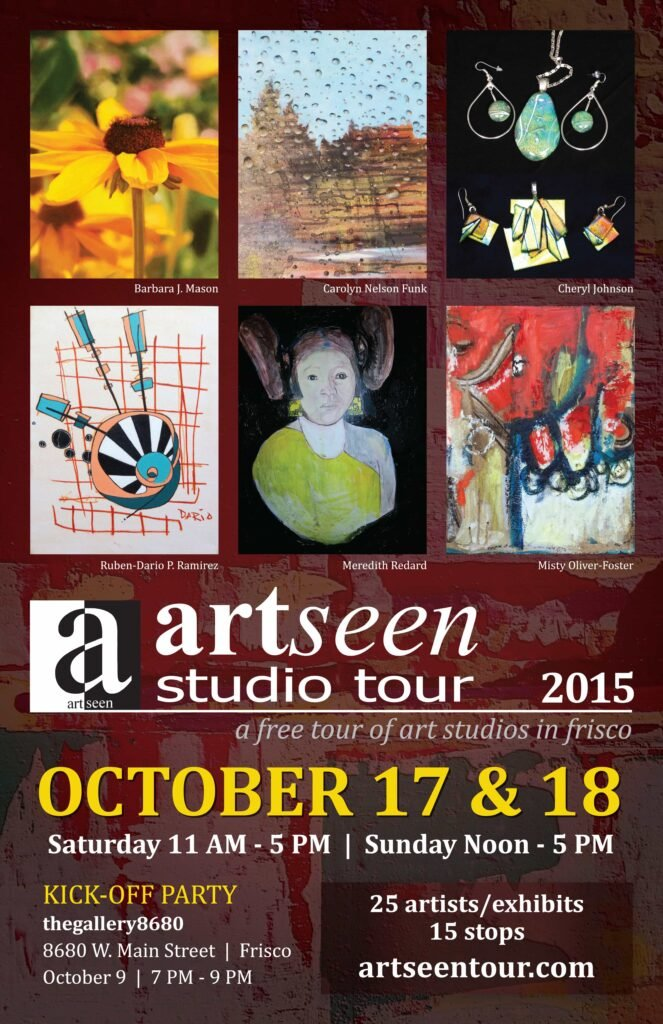 ArtSeen Studio Tour 2015