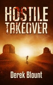 Hostile Takeover book cover
