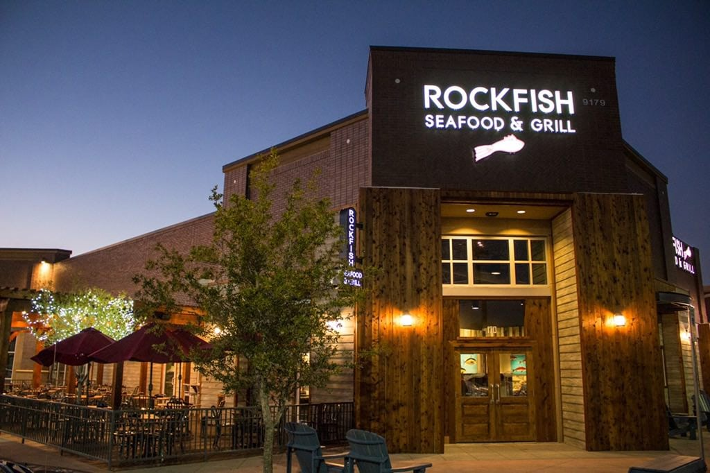 Rockfish Seafood Amp Grill Frisco