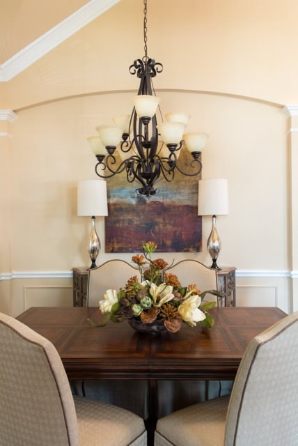 Nicole Arnold Interiors - dining room