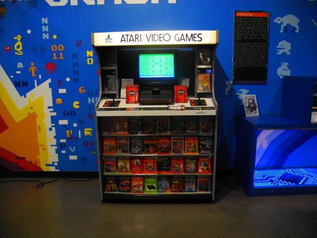 Book Your Party And Event At The National Videogame Museum