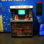 national video game museum atari