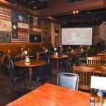 Grover's Grill & Bar interior