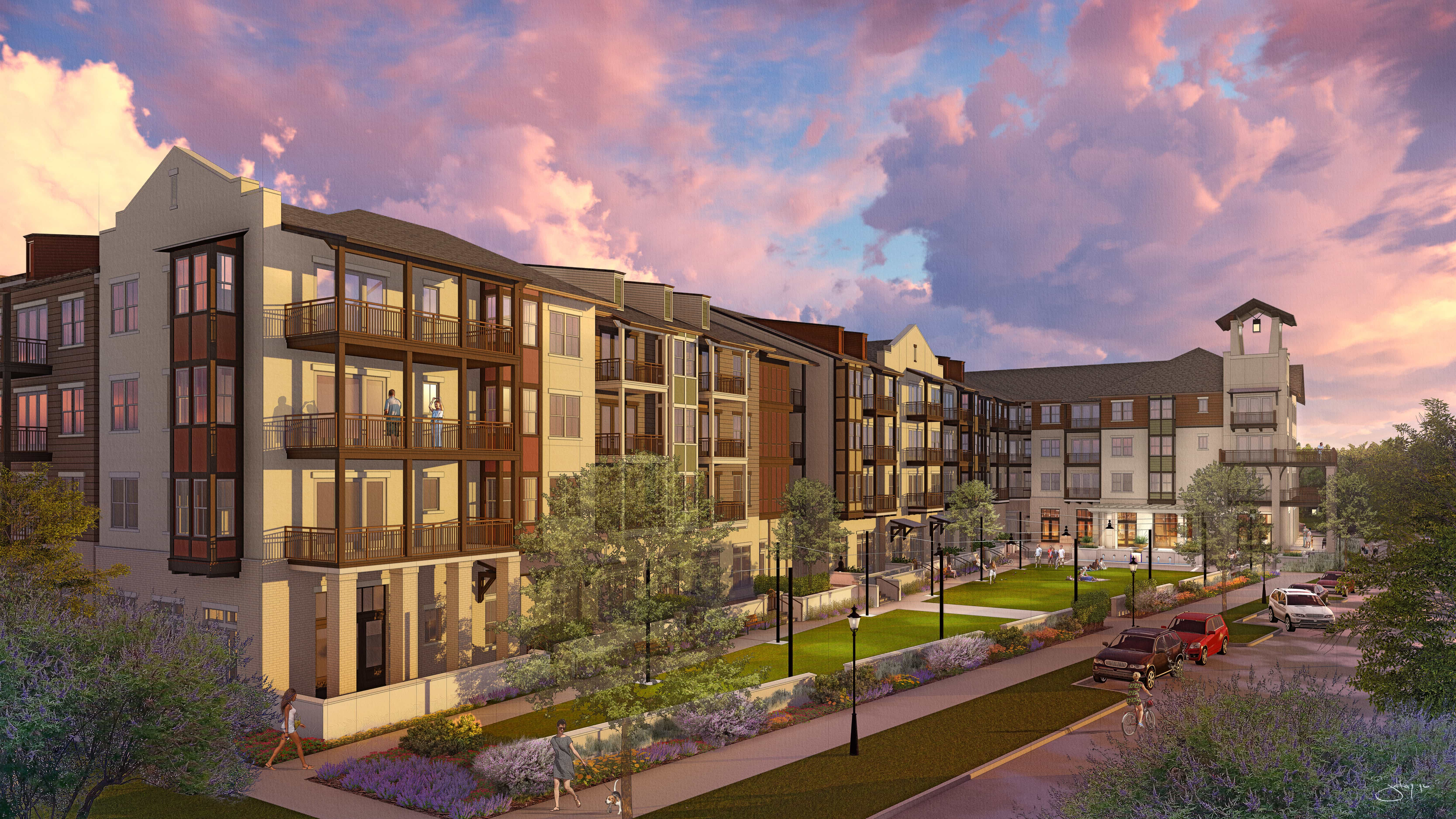 StreetLights Residential Breaks Ground on Phase 2 of The Maxwell