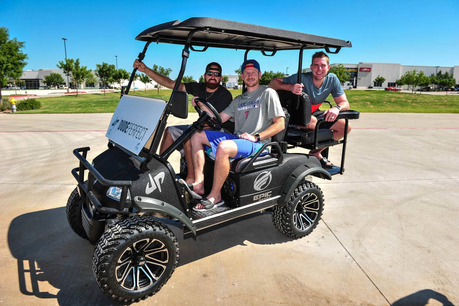 Blair bardwell ceo of epic carts on growth and future plans for Golf cart plans
