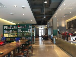 nerdvana-frisco-coffee-shop interior