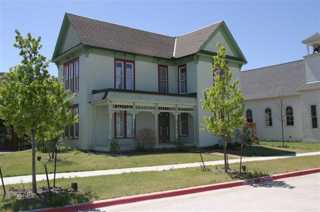 Frisco Heritage Center