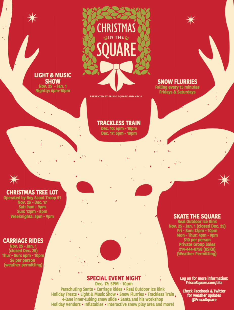 Christmas in the Square 2016