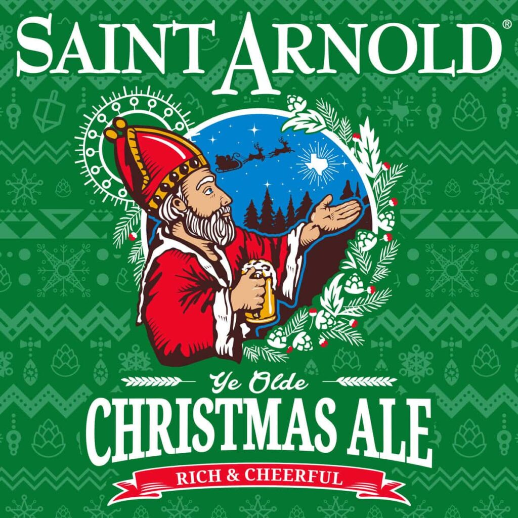 Saint Arnold Brewery christmas_ale