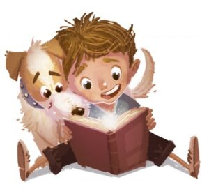 Read To Rover @ Frisco Public Library