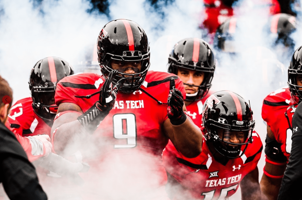 Texas Tech Red Raider football