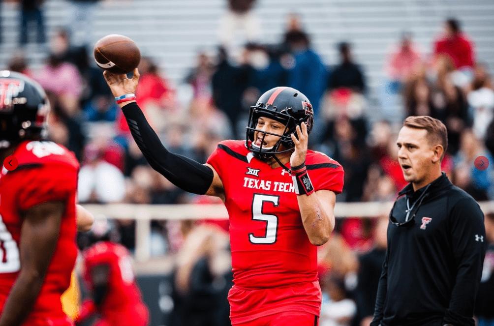 Texas Tech Red Raider football