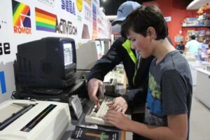 STEM Coding Robotics Spring Break Camp @  National Videogame Museum | Frisco | Texas | United States