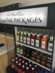 juices at Extracts