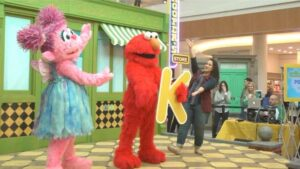 Sesame Street: K is for Kindness Tour @ Stonebriar Mall