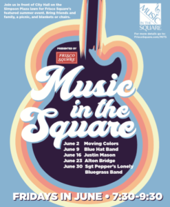 Music in the Square @ Frisco Square | Frisco | Texas | United States