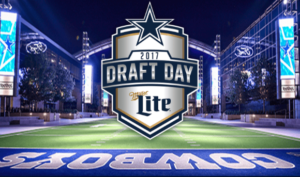 Dallas Cowboys NFL Draft Day Parties @ The Ford Center at The Star