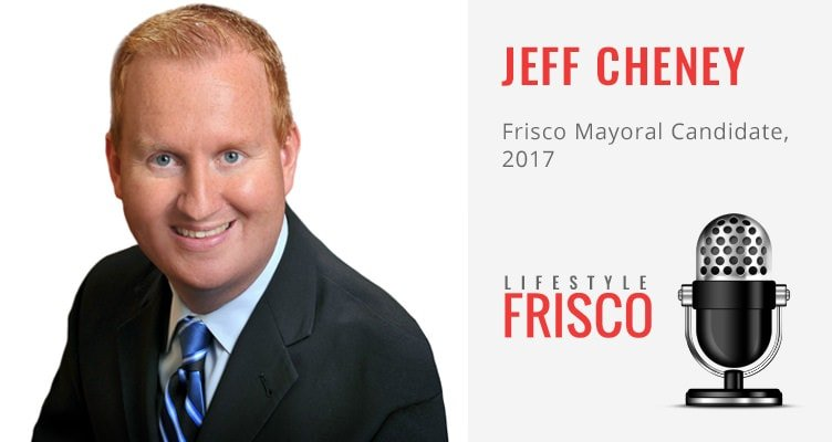 Jeff Cheney on the Frisco Podcast