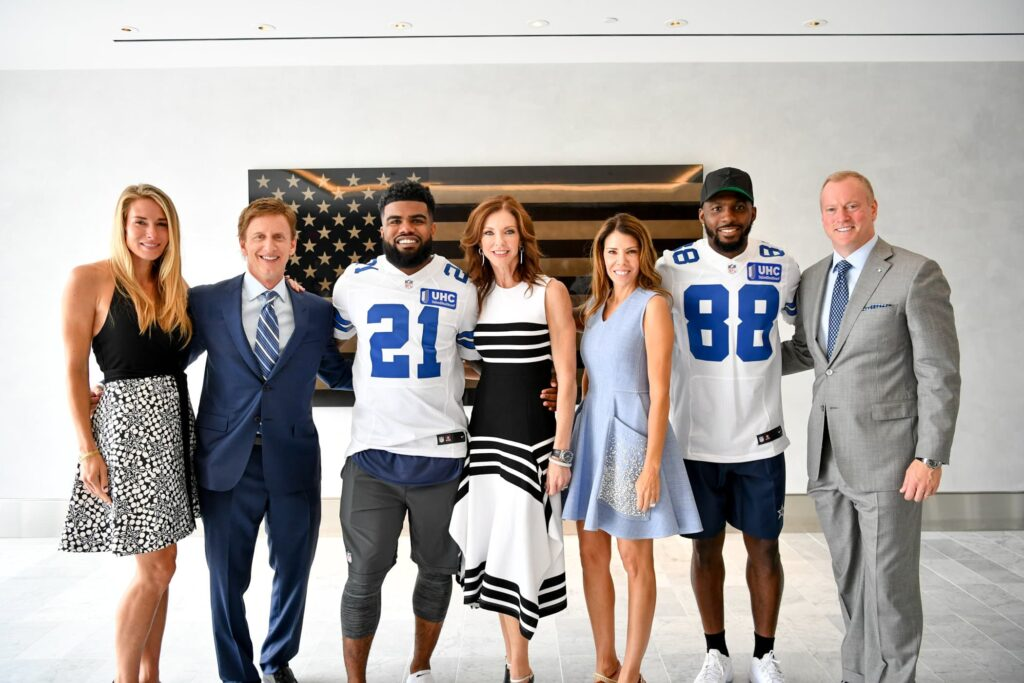 Cowboys Fit Management Team