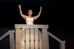 Evita @ Black Box Theater