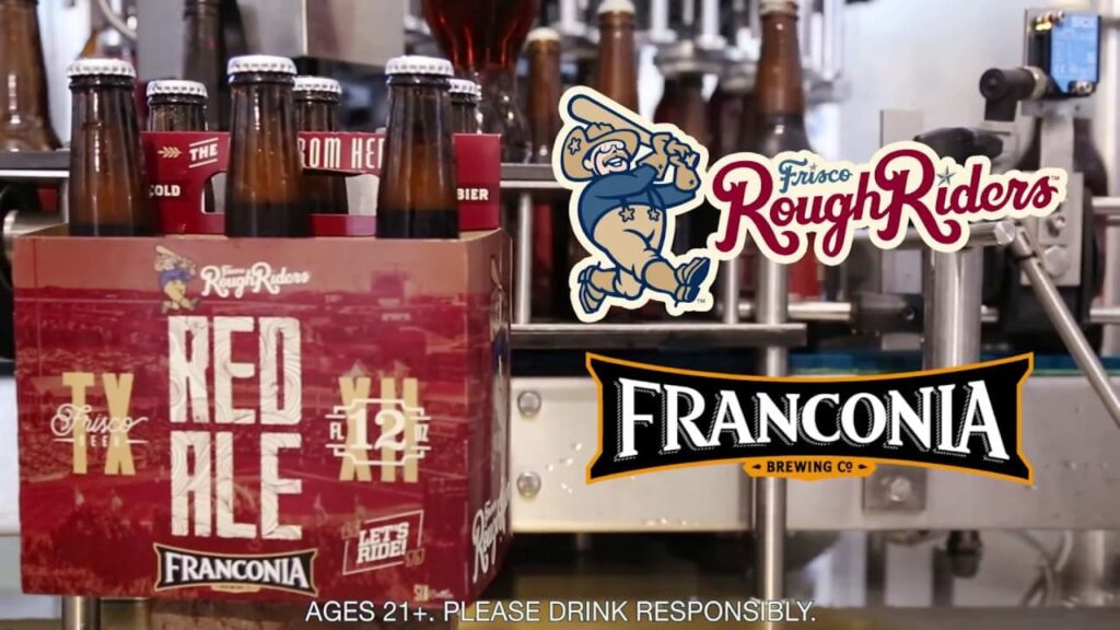 RoughRiders Red Ale Franconia