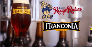 RoughRiders Red Ale and Franconia