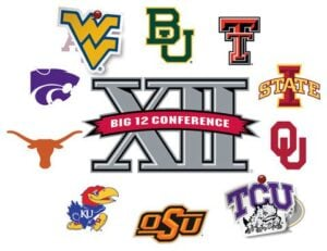 Big 12 Conference teams