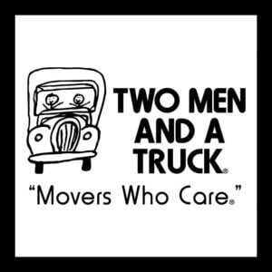 Two Men and a Truck - movers who care