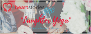 """""""Laughter Yoga ~ A September Reset Button"""" HeartStories GNO @ Crest Inifiniti 