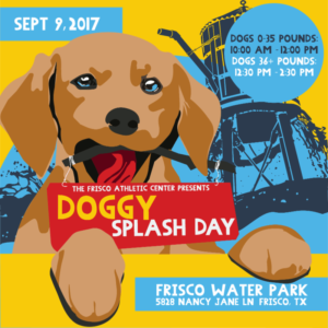Doggy Splash Day at Frisco Water Park @ Frisco Athletic Center | Frisco | Texas | United States