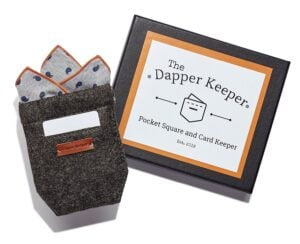 The Dapper Keeper