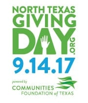 2017 North Texas Giving Day Frisco